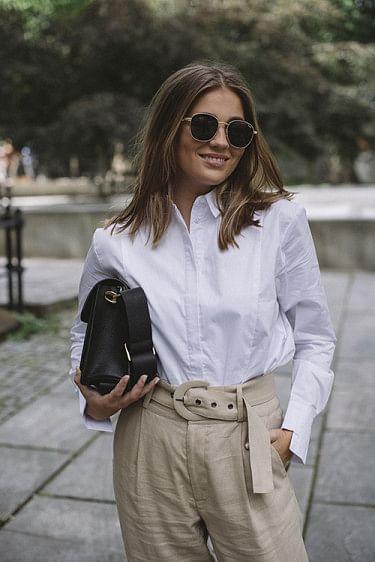 Pint Shirt White