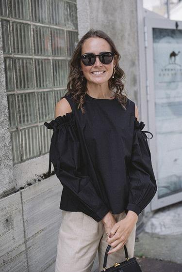 Ray Shirt Black