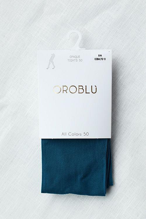 Oroblu All Colours 50 Tights Cobolto strømpebukser