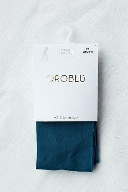 All Colours 50 Tights Cobolto