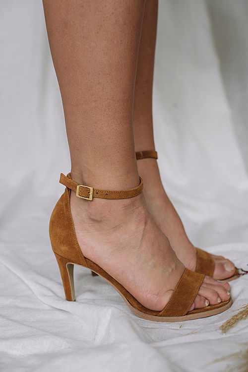 Dream Tan Suede