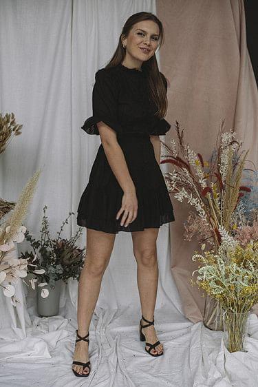 Amelia Dress Black