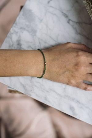 Gem Bracelets Grønn