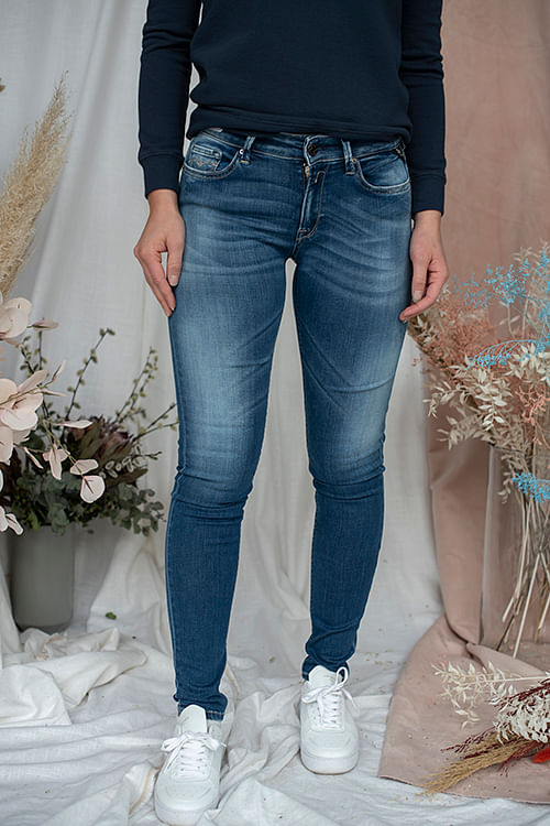 Replay New Luz Blue jeans