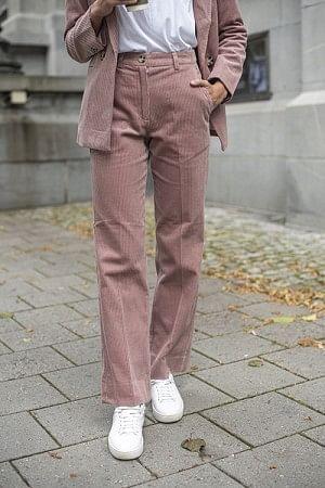 Donella Trousers Woodrose