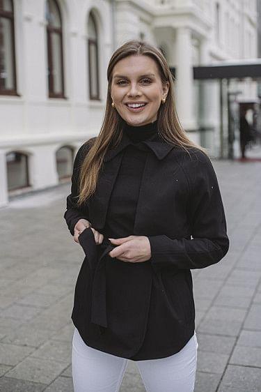 Silvia Jacket Black