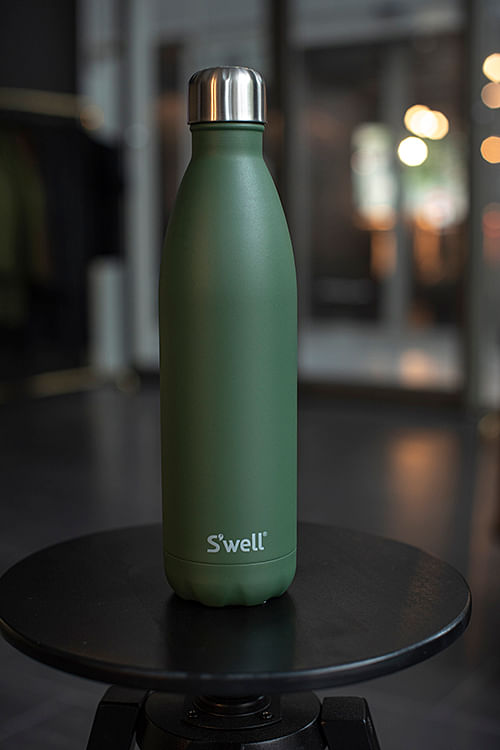 S´well Green Jasper 750ml drikkeflaske