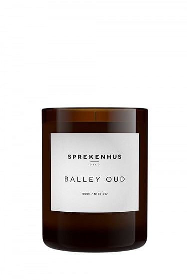 Scented Candle Balley Oud