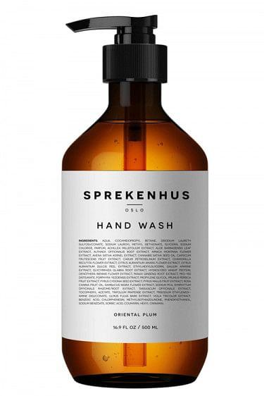 Hand Wash Oriental Plum 500ml