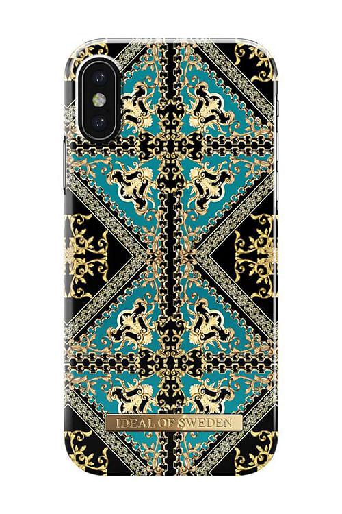 iDeal of Sweden Baroque Ornament iPhone X deksel