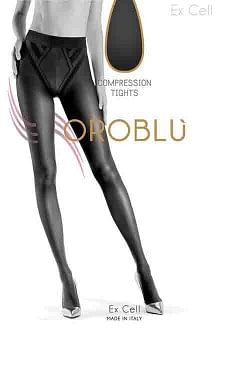 Ex-Cell Compression Tights Black