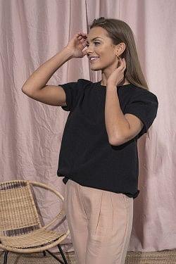 Exiastreet T-Shirt Black