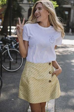 Jolee T-Shirt White