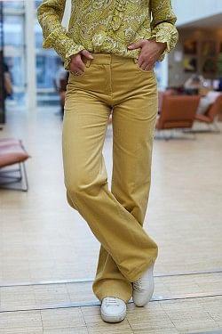 Noya Raffia Yellow