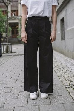 Nandini Pants Black