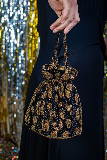 Lena Tora Bag Gold