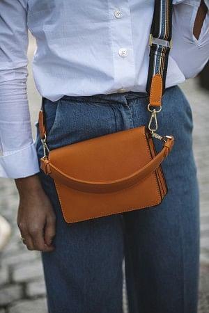 Shelly Bag Orange