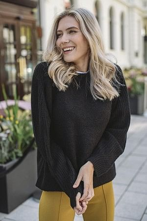 Ana Sweater Black