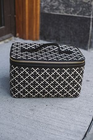 Bea Beauty Bag Black