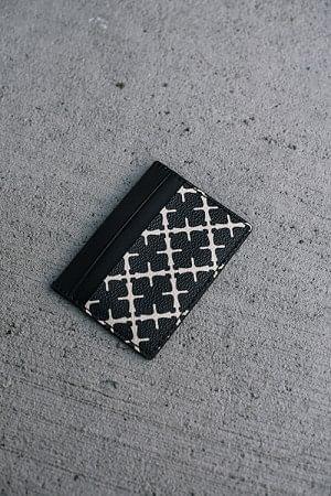 Elia Cardholder Black