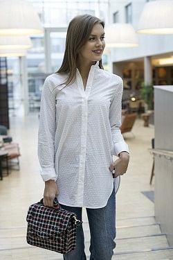 Likarah Shirt Pure White