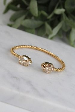 Mini Drop Bracelet Golden Shadow