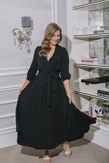 Forever Dress Black