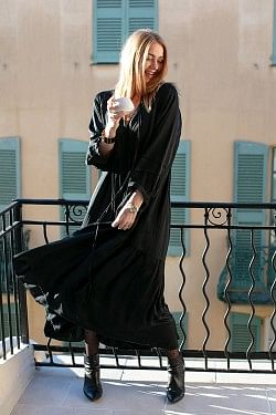 The Magical Dress All Out Black