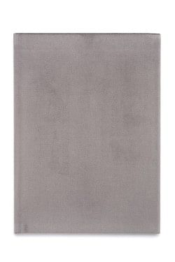 Velvet Notebook A6 Grey