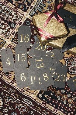 Calendar Tags