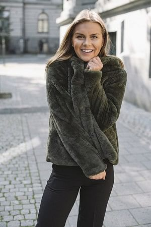 Charlie Hood Jacket Green