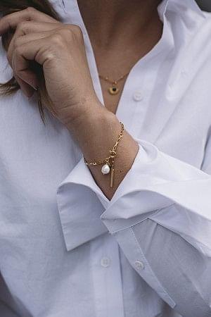 Azra Bracelet Gold