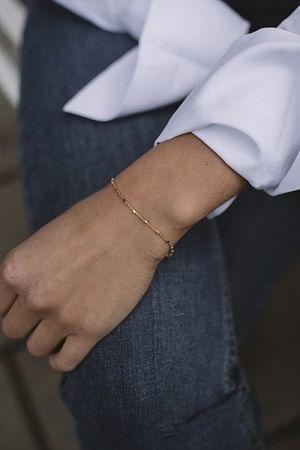 Elva Bracelet Gold