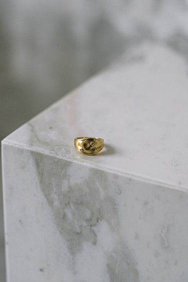 Dainty Ring Gold