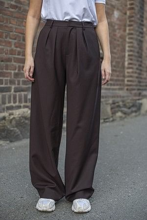 Monaco Pants Brown