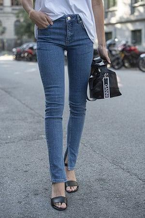 Ackland Jeans Medium Blue