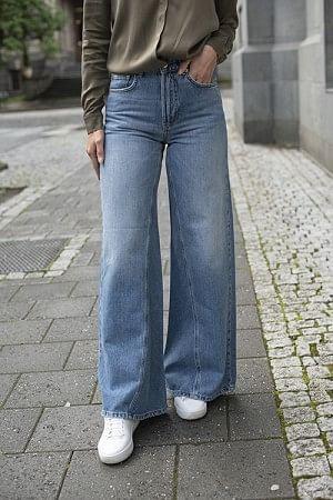 Camfield Jeans Bleached Denim
