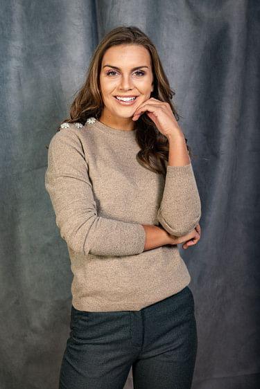 Cashmere Pullover Tannin