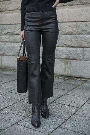 Littia Pants Black