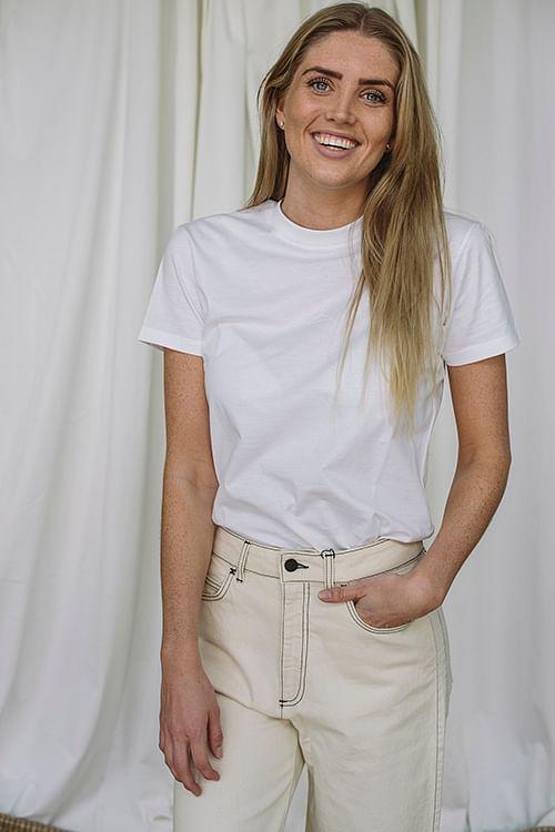 Suzana T-shirt White