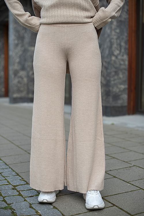 Time Trousers Beige