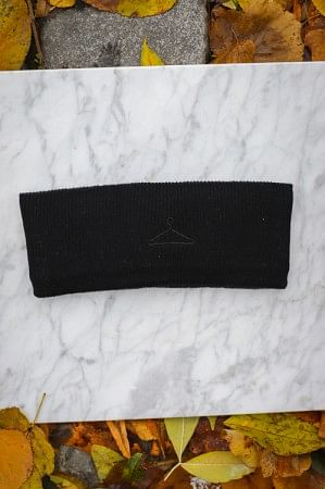 Mara Headband Black