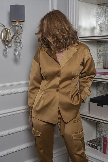 Riot Jacket Camel