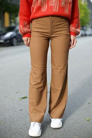 Skifer Trousers Camel