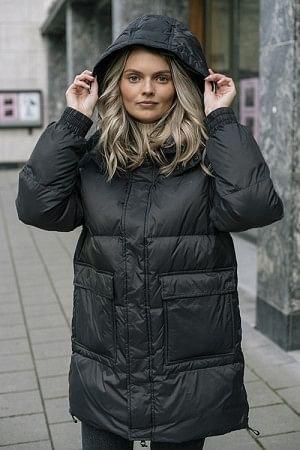 Sol Jacket Black