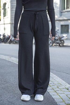 Svalbard Pants Black