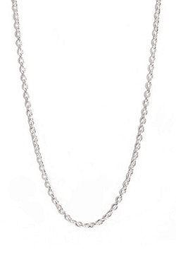Anchor Chain Silver 60 cm