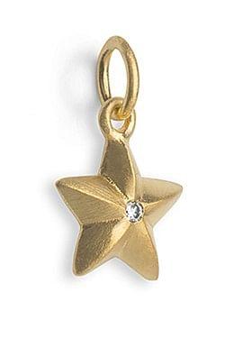 Star Pendant Gold