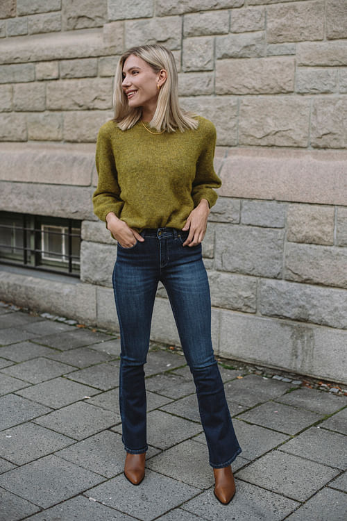 Lois Raval Marconi Mist Dark Stone jeans