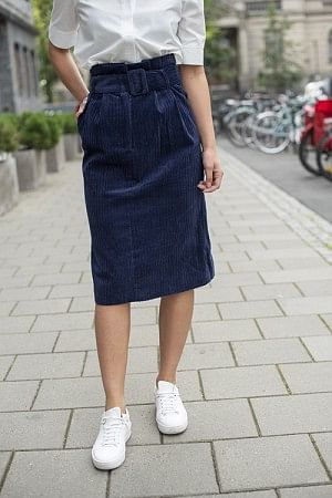 New Penelope Skirt Navy